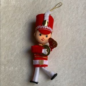 "6"" soldier marching band Christmas tree ornament"